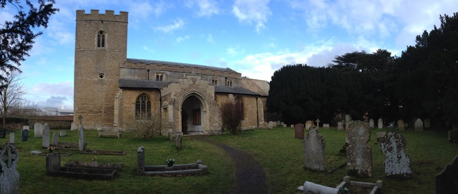 St Peter's Church, Babraham